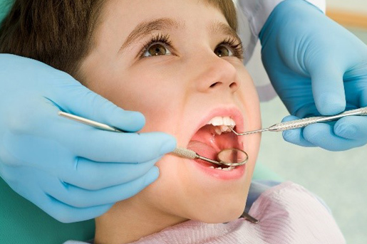 White rock dentist manage the health of your child