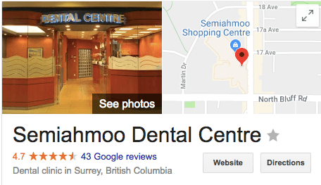 south surrey dentist reviews