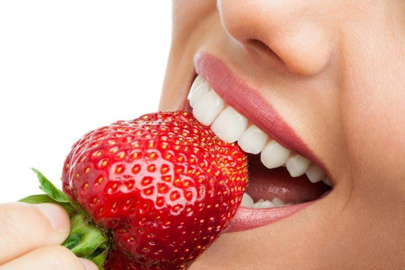 bad food for teeth